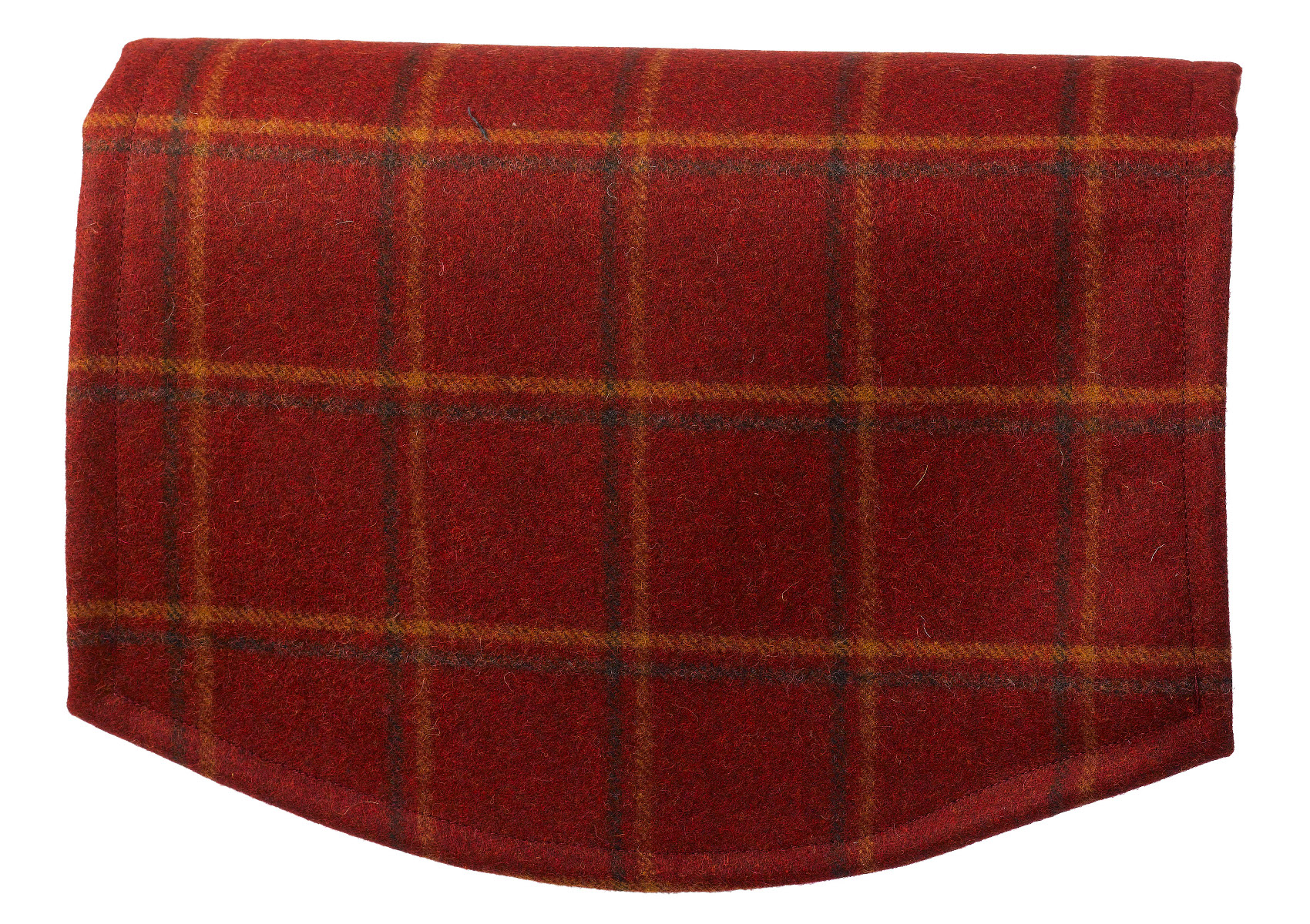 chair covers scotland makeup stools chairs single antimacassar chairback pure new wool scottish tweed