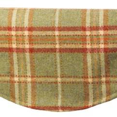 Chair Covers Scotland Kids Hanging Chairs Single Antimacassar Chairback Pure New Wool Scottish Tweed