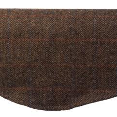 Chair Covers Scotland Aeron Ebay Scottish Tweed Single Back 100 Pure New Wool Sofa
