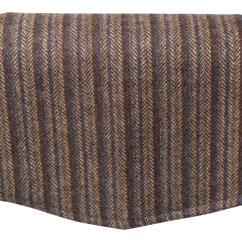 Chair Covers Scotland Hanging Garden Pod Uk Single Antimacassar Chairback Pure New Wool Harris Tweed