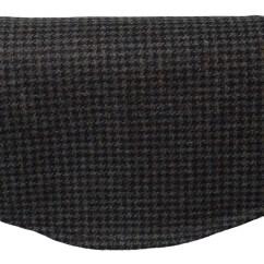 Chair Covers Scotland Massage Gaming Single Antimacassar Chairback Pure New Wool Harris Tweed
