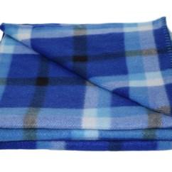 100 Polyester Sofa Throws Best Recliners Tartan Check Throwover Soft Cosy Polar Fleece