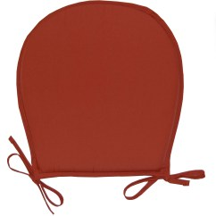 Round Chair Cushions 14 Inch Outdoor Lawn Chairs Kitchen Seat Pad Garden Furniture Dining Room