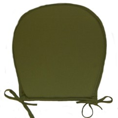 Round Chair Cushions 14 Inch Covers And Table Linens Kitchen Seat Pad Garden Furniture Dining Room