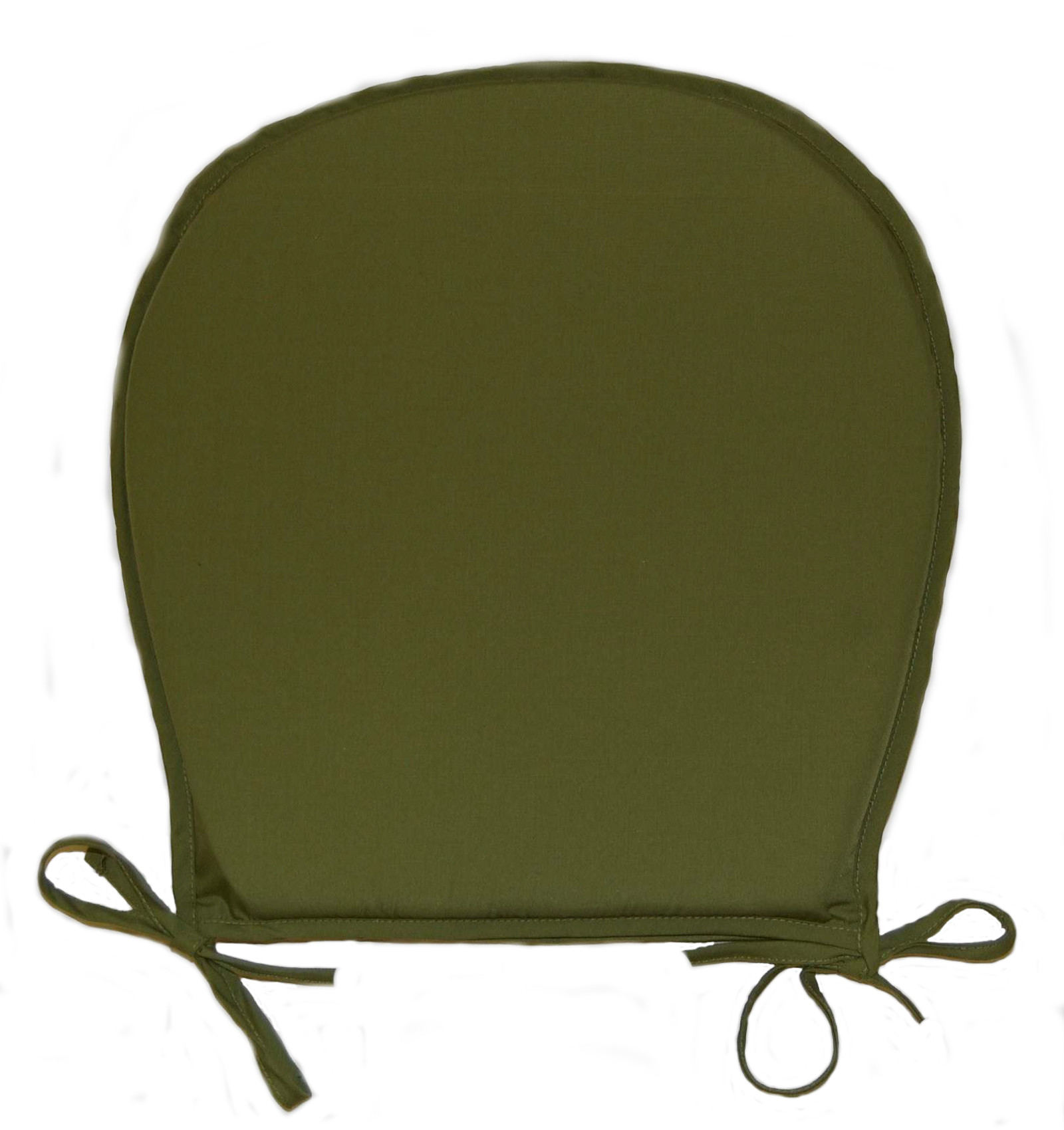 dining room chair cushion shell round kitchen seat pad garden furniture