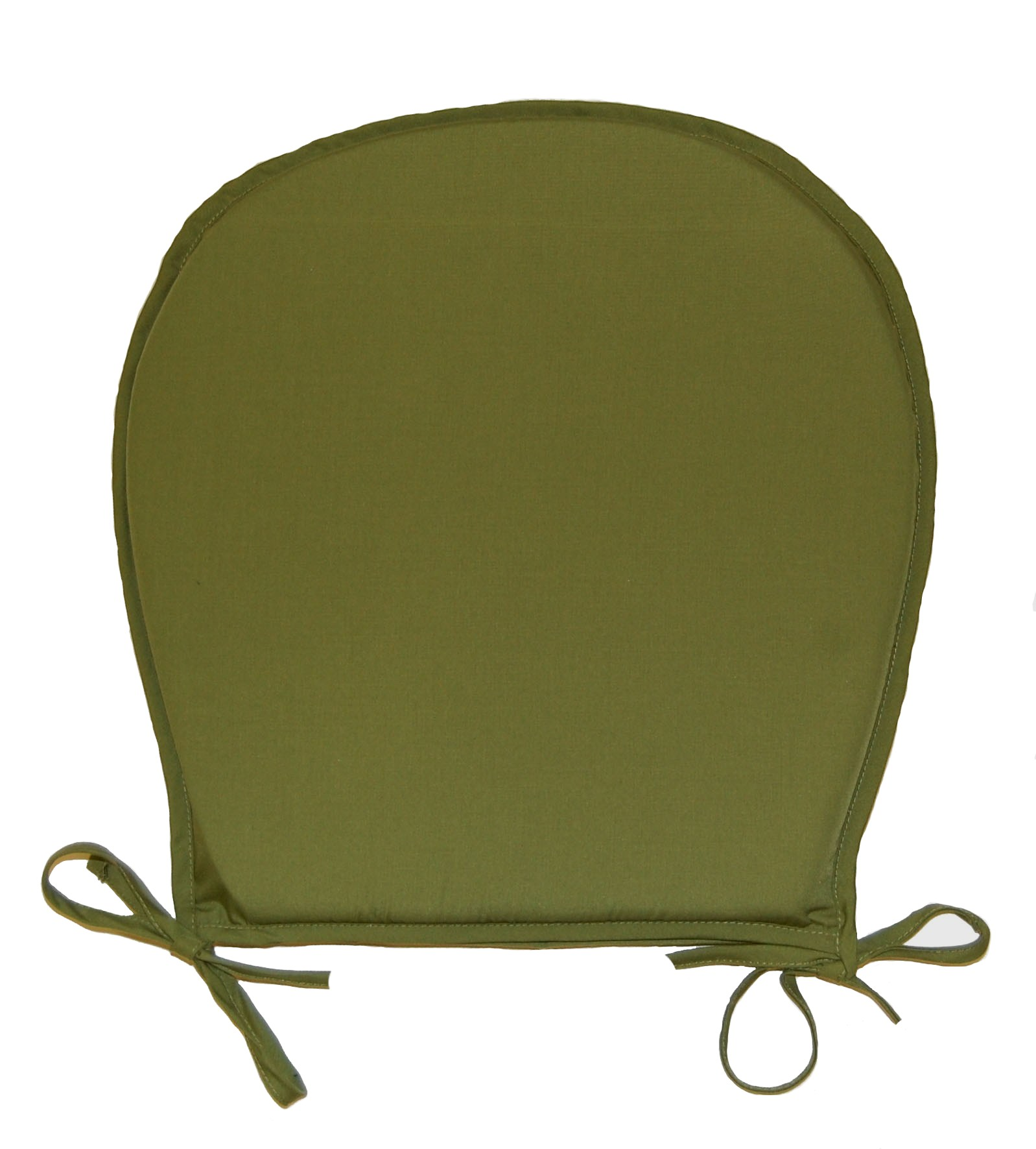 Chair Pad Covers Chair Seat Pads Plain Round Kitchen Garden Furniture