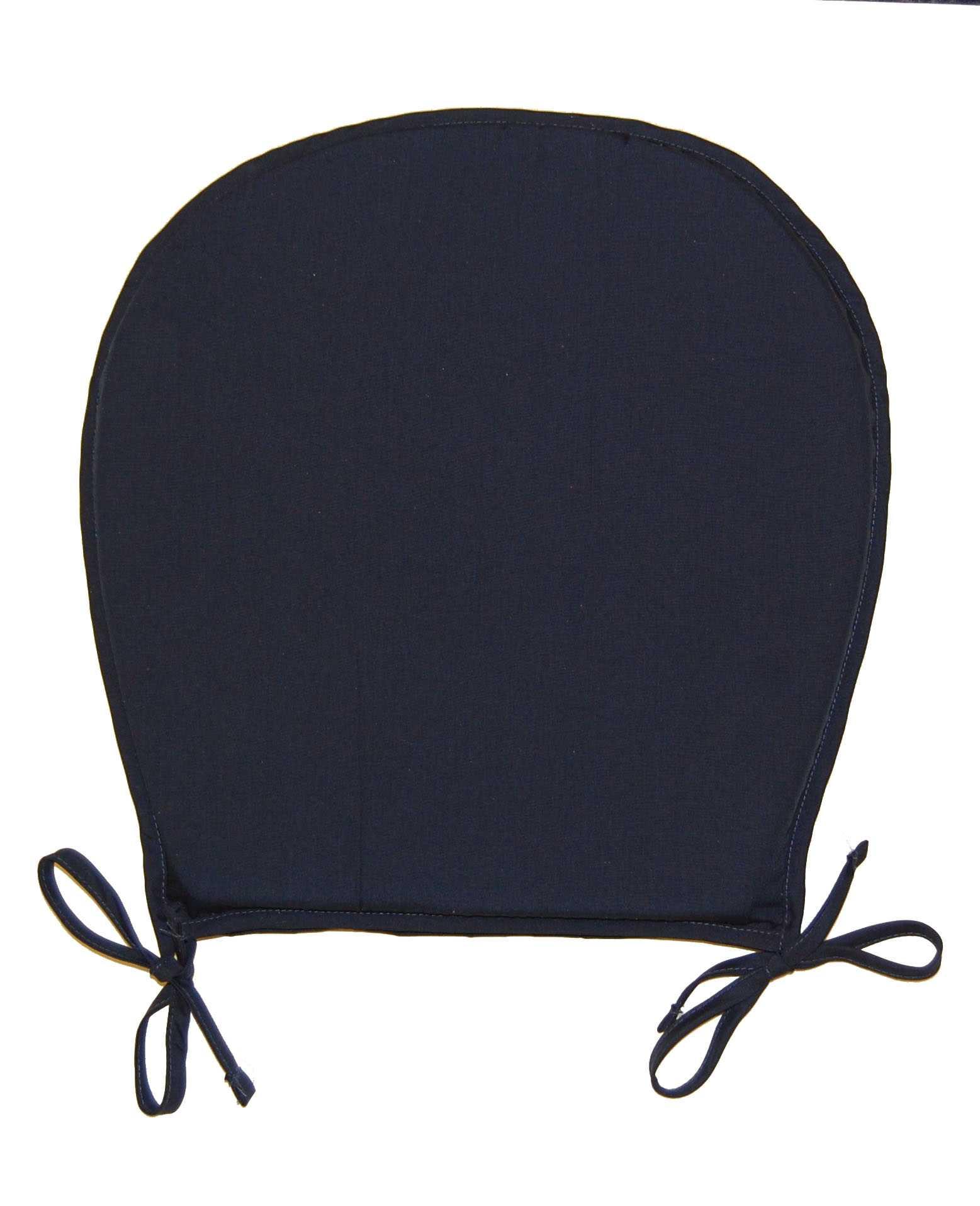 round chair cushions 14 inch medline shower kitchen seat pad garden furniture dining room