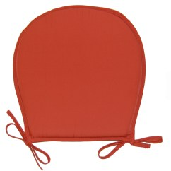Round Chair Pad Swivel En Fr Seat Pads Plain Kitchen Garden Furniture