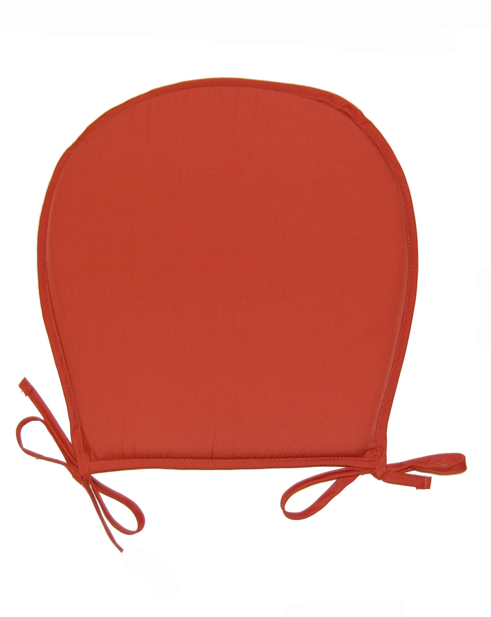 chair pads kitchen all modern outdoor dining chairs seat plain round garden furniture