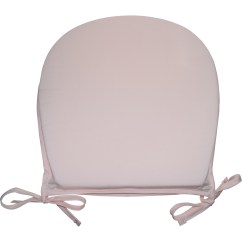 Round Chair Pad Covers For Wedding Ebay Kitchen Seat Garden Furniture Dining Room