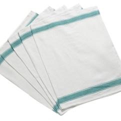 Kitchen Tea Towels Stuff For Sale Pack Of Herringbone Weave Absorbent