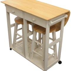 Kitchen Table With Stools Rehab On A Budget Small Dining Sets Wallpaper