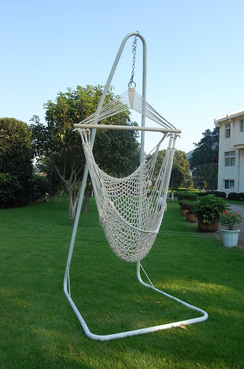 Hanging Chair Outdoor Maribelle Hammock Chair Swing