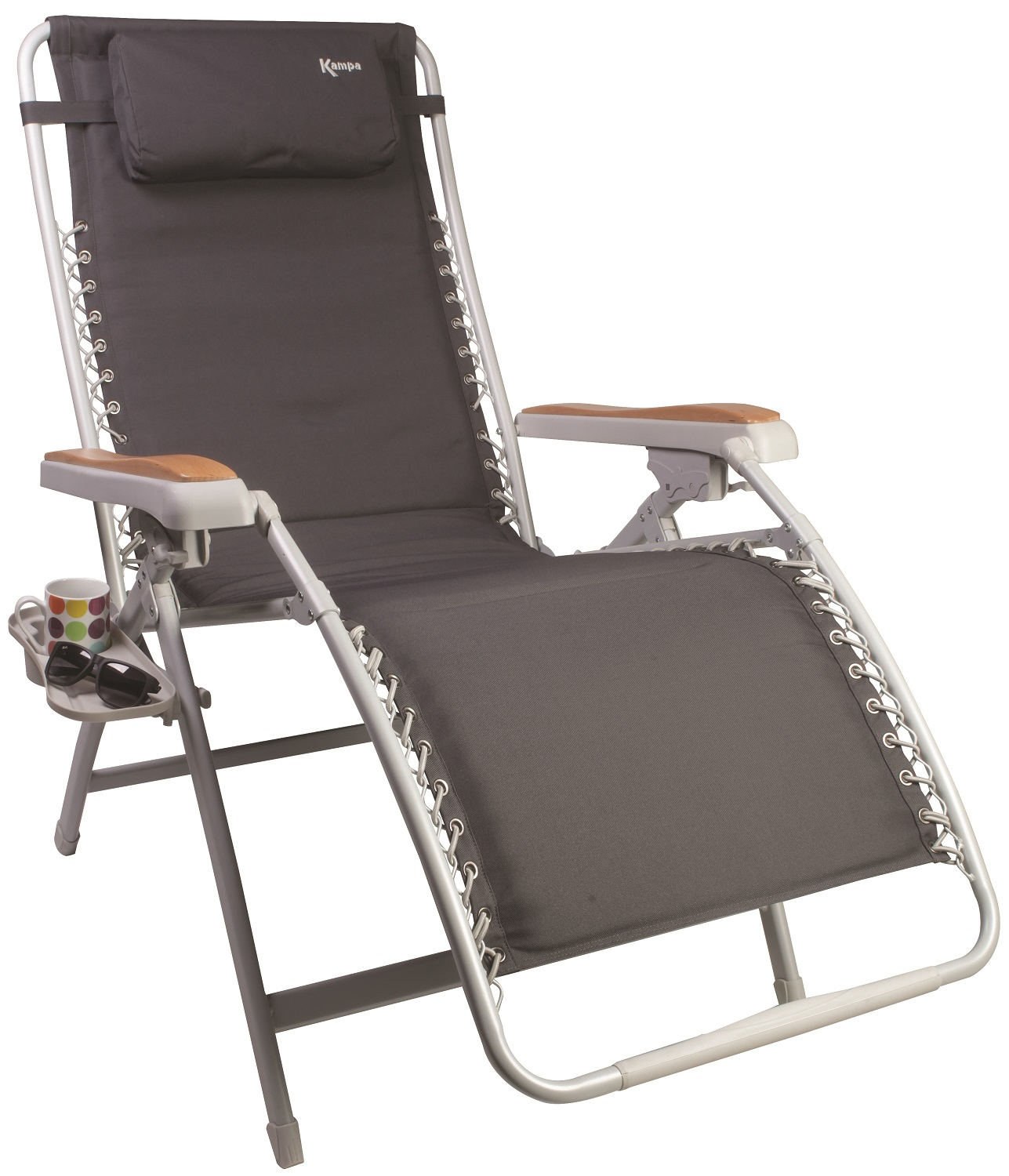 Deluxe Camping Chairs Kampa Extravagance Xl Chair Tuscany Deluxe Relaxer Camping