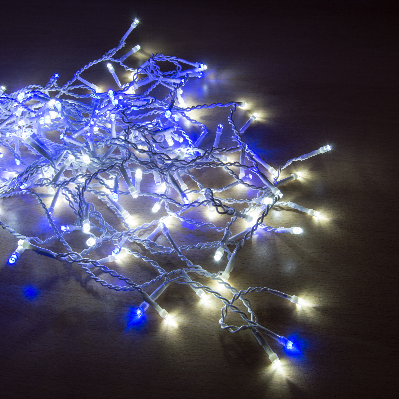 Led Christmas Lights Blue