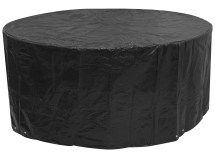 Woodside Large Patio Set Cover Black Covers