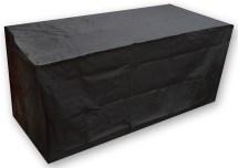 Oxbridge Black Large Table Waterproof Outdoor Garden