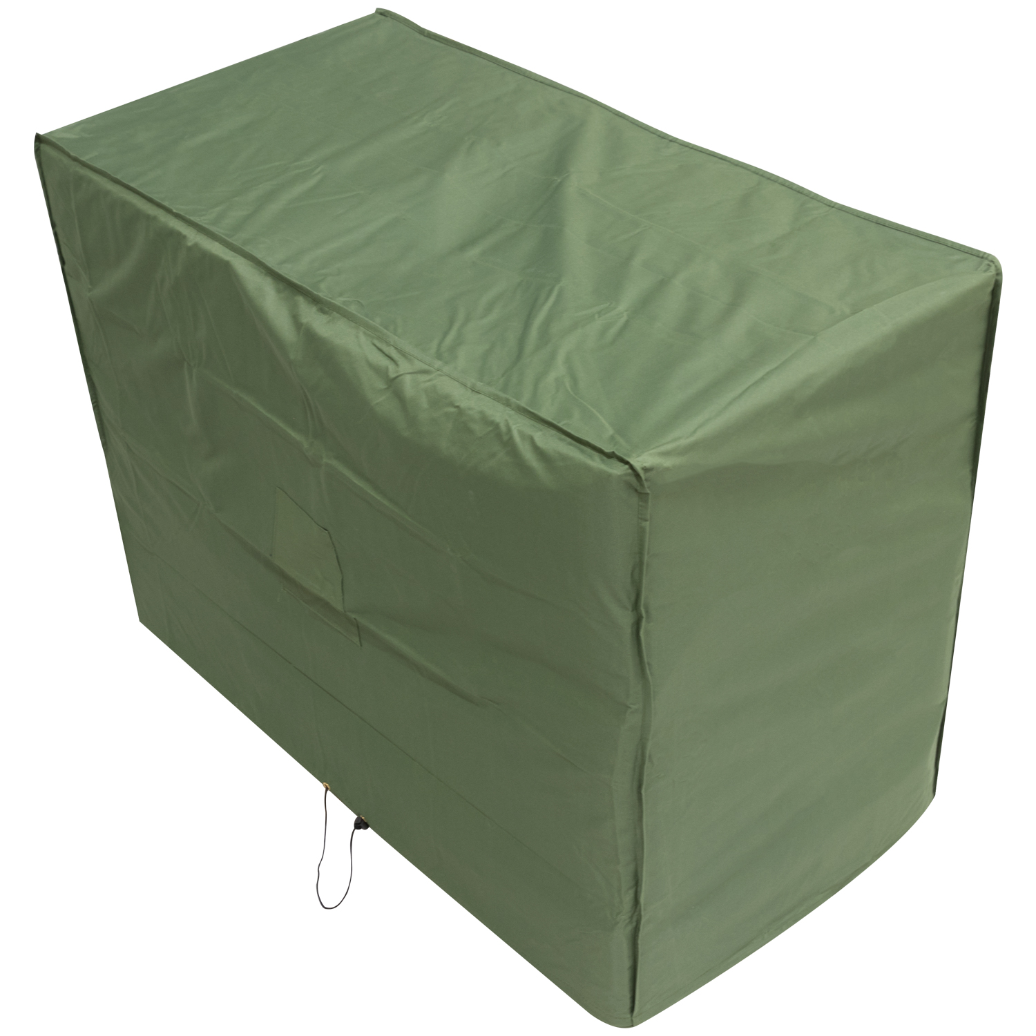 green garden chair covers eames plastic oxbridge small 2 seater bench cover