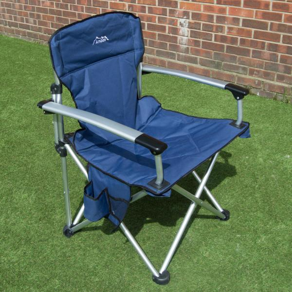 Andes Camping Directors Chair Outdoor
