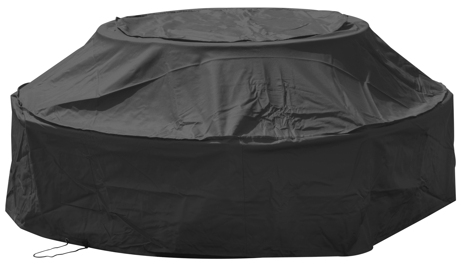 table and chair covers ebay rectangle kitchen chairs woodside 6 seater round picnic cover black