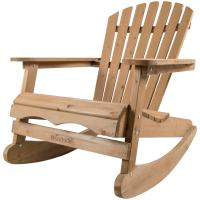 Woodside Rocking Adirondack Chair | Furniture | Outdoor Value