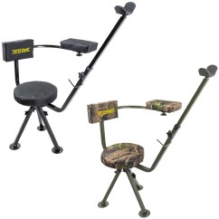 Swivel Chair The Range Sleeper And A Half Nitehawk Shooting Miscellaneous Outdoor Value