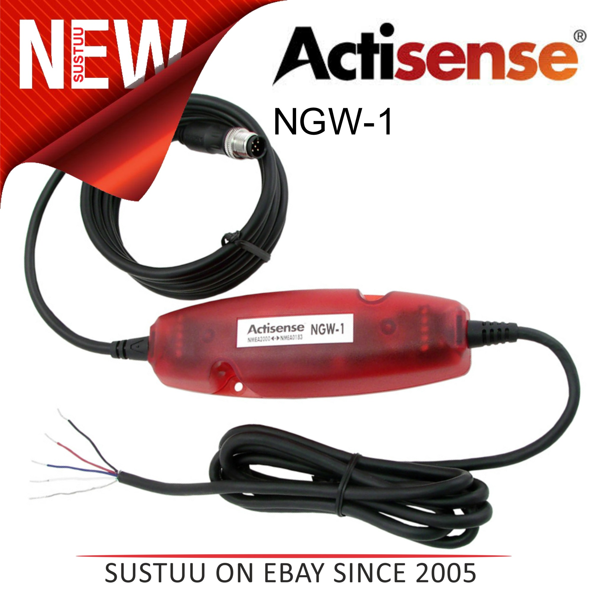 hight resolution of sentinel actisense ngw 1 nmea 2000 gateway convert nmea 0183 data into nmea 2000
