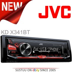 Jvc Radio Bluetooth Verbinden Harley Davidson Wiring Diagrams And Schematics Kd X230 Car Stereo Digital Media Receiver With Front