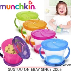 Munchkin High Chair Small Scale Upholstered Dining Chairs Snack Catcher Baby Seal Proof Kids Food Storage