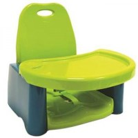 Tomy Swing Tray Adjustable Booster Seat Feeding Chair Baby ...