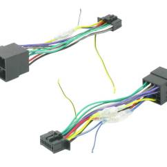 Pioneer Wiring Harness Diagram 16 Pin 2004 Toyota Tacoma Parts New C2 21pn07 40 Way Iso Adaptor Fits
