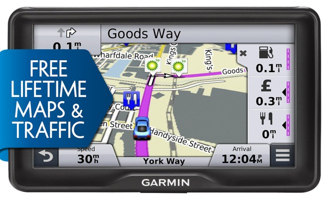 Garmin Nuvi 2797lmt 7 Gps Satnav Uk Europe Free Lifetime