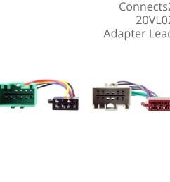 s80 v70 v40 v80 xc70 c2 car iso wiring harness adaptor lead for volvo s40 s60 s80 v70 v40 v80 xc70 sustuu [ 4000 x 4000 Pixel ]