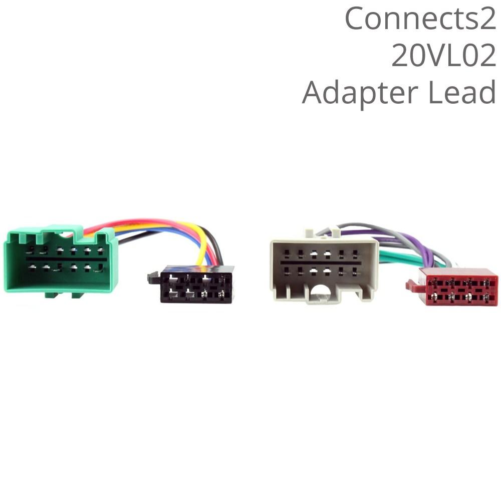 medium resolution of s80 v70 v40 v80 xc70 c2 car iso wiring harness adaptor lead for volvo s40 s60 s80 v70 v40 v80 xc70 sustuu