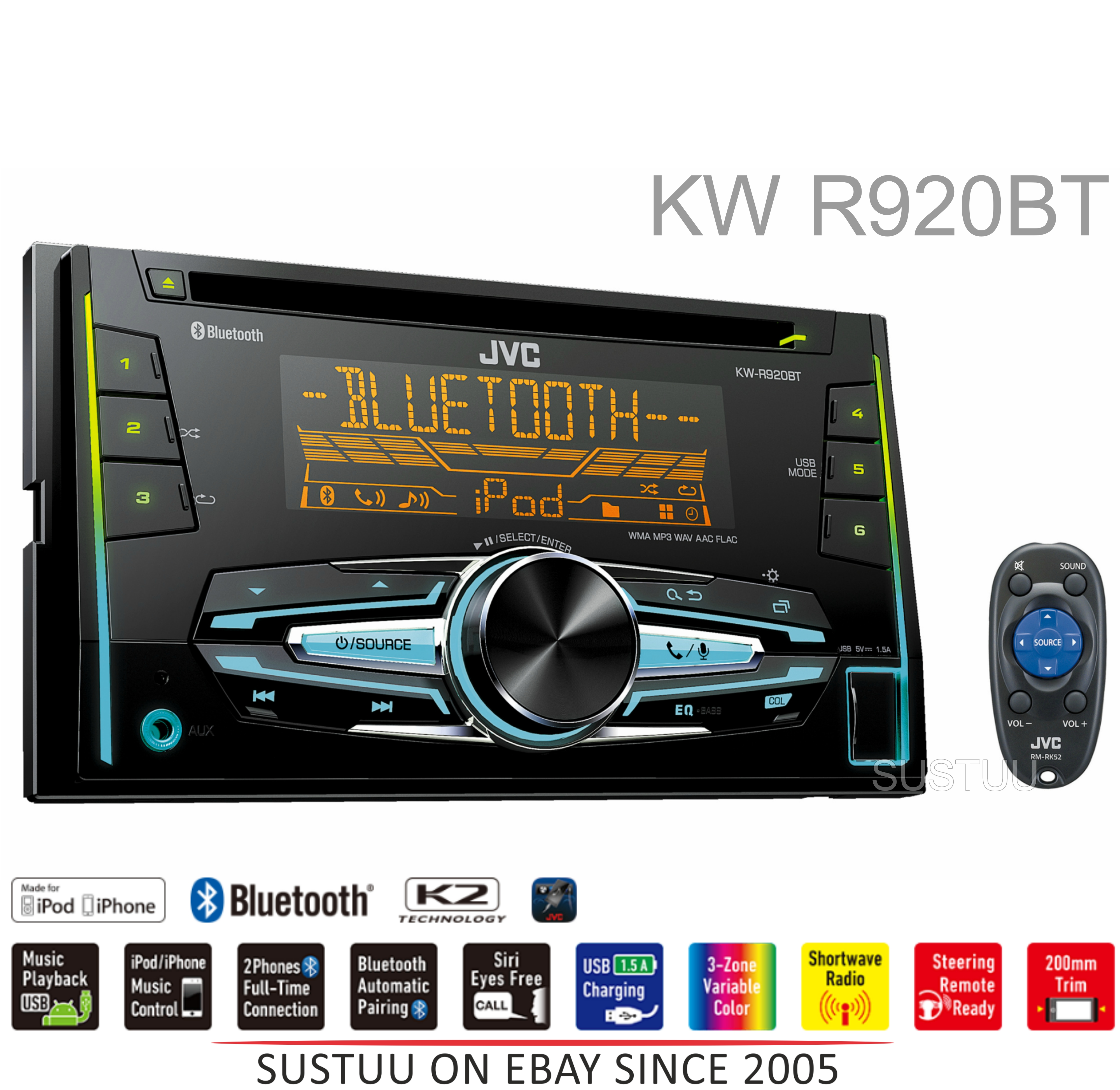 jvc radio bluetooth verbinden dodge magnum factory wiring diagram kw r920bt car stereo double din mp3 usb aux