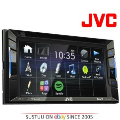 Jvc Radio Bluetooth Verbinden Bulldog Remote Start Wiring Diagrams 6 2 Quot Touch Screen Din Stereo Usb Cd