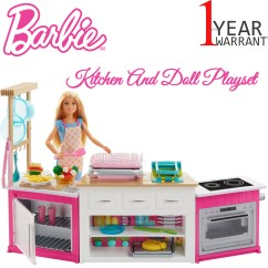 Barbie Gourmet Kitchen Wall Tiles Design Ultimate Baking Innovation Baby 39s And Doll