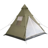 Indian Style Tent Tipi Camping Summer Festivals Hiking ...