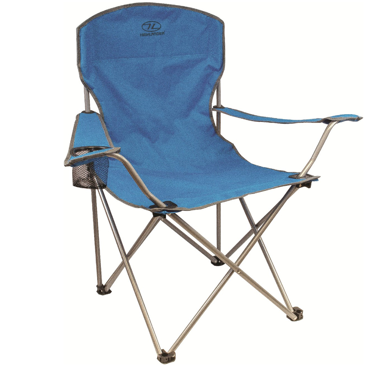 camp folding chairs black tufted chair highlander festival picnic sitting