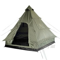 PYRAMID TENT TIPI INDIAN STYLE CAMPING FESTIVALS HIKING ...