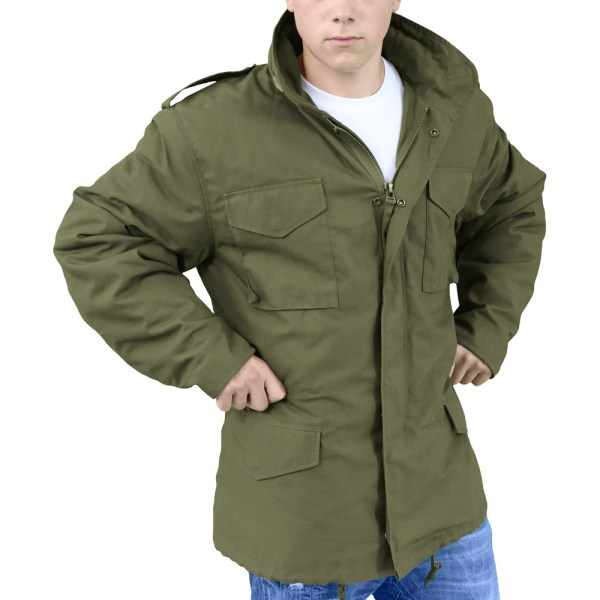 7c2174c27d7 20+ Army Surplus M65 Field Jacket Pictures and Ideas on Meta Networks