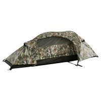 One Man Military Tent & Solo Tent Cot Oversize 1 Man One ...