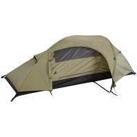 Mil-Tec Recom One Man Tent Coyote | Bashas, Bivis & Tents ...