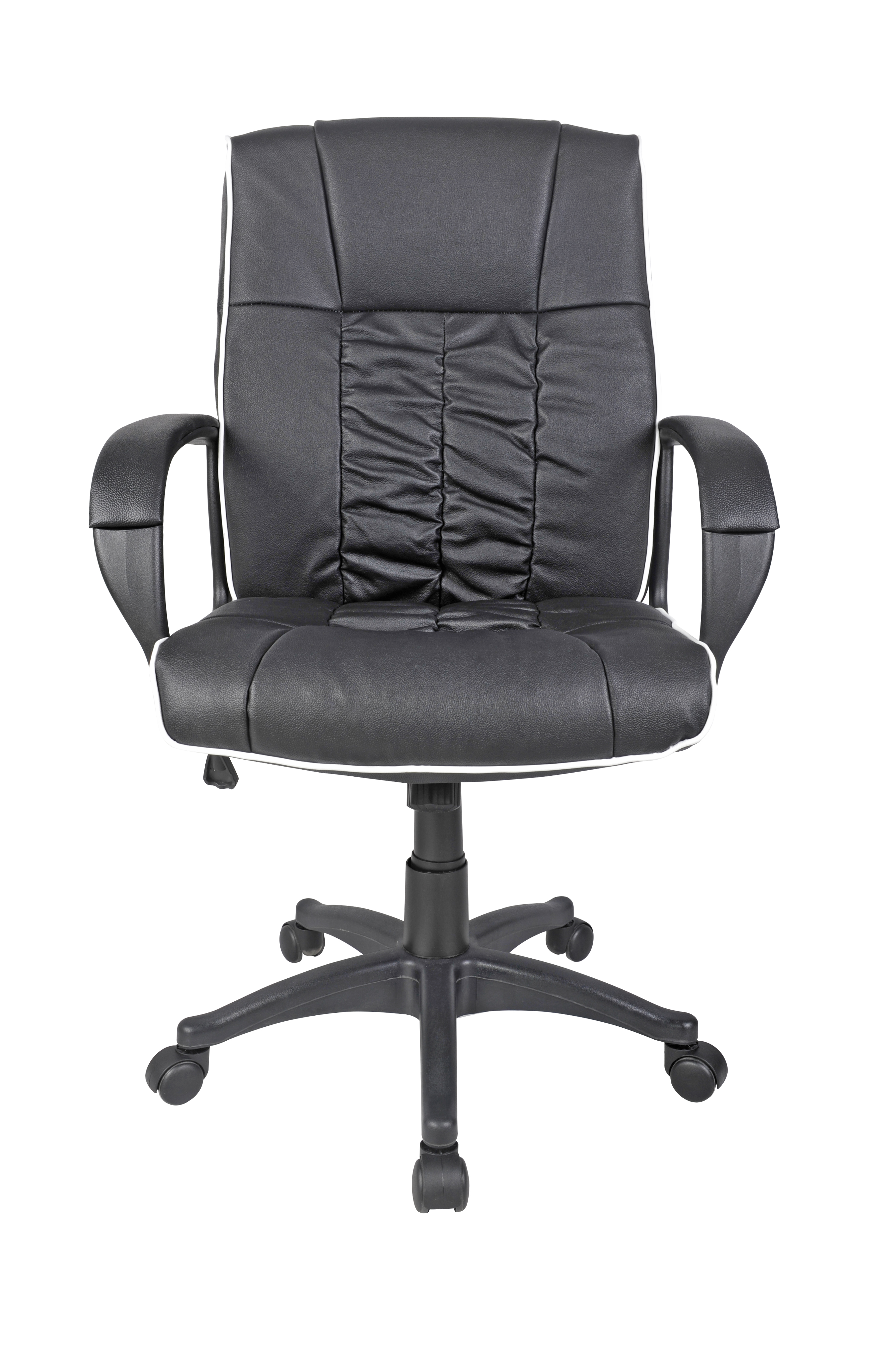 zone swivel chair big lots recliner chairs cow split leather high back office pc computer desk