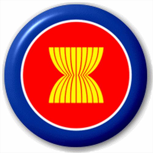 Small 25mm Lapel Pin Button Badge Novelty Asean Asian