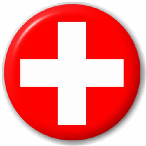 NEW LAPEL PIN BUTTON BADGE Switzerland Swiss Flag EBay