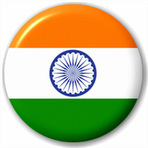 NEW LAPEL PIN BUTTON BADGE India Indian Flag EBay