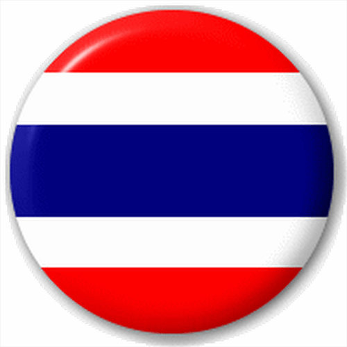 Small 25mm Lapel Pin Button Badge Novelty Thai Flag EBay