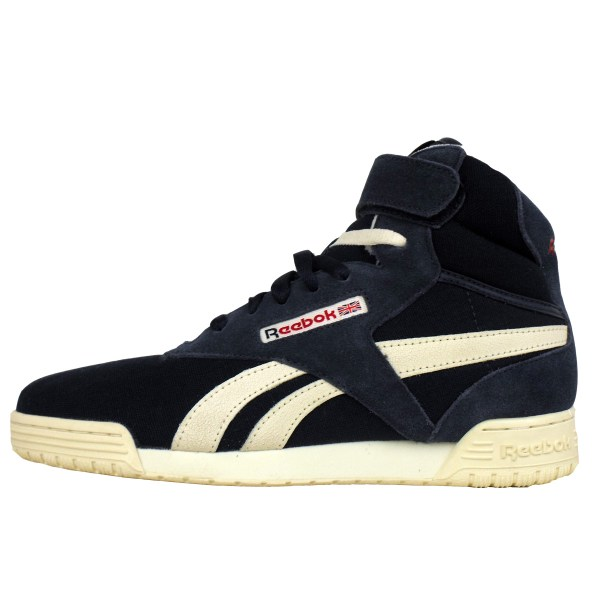 Mens Reebok Exofit Vintage Trainer Retro High Tops Top