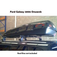 Ford Ka 3-Door 96-08 Roof Bars Rack - Easy Fit Kit | eBay